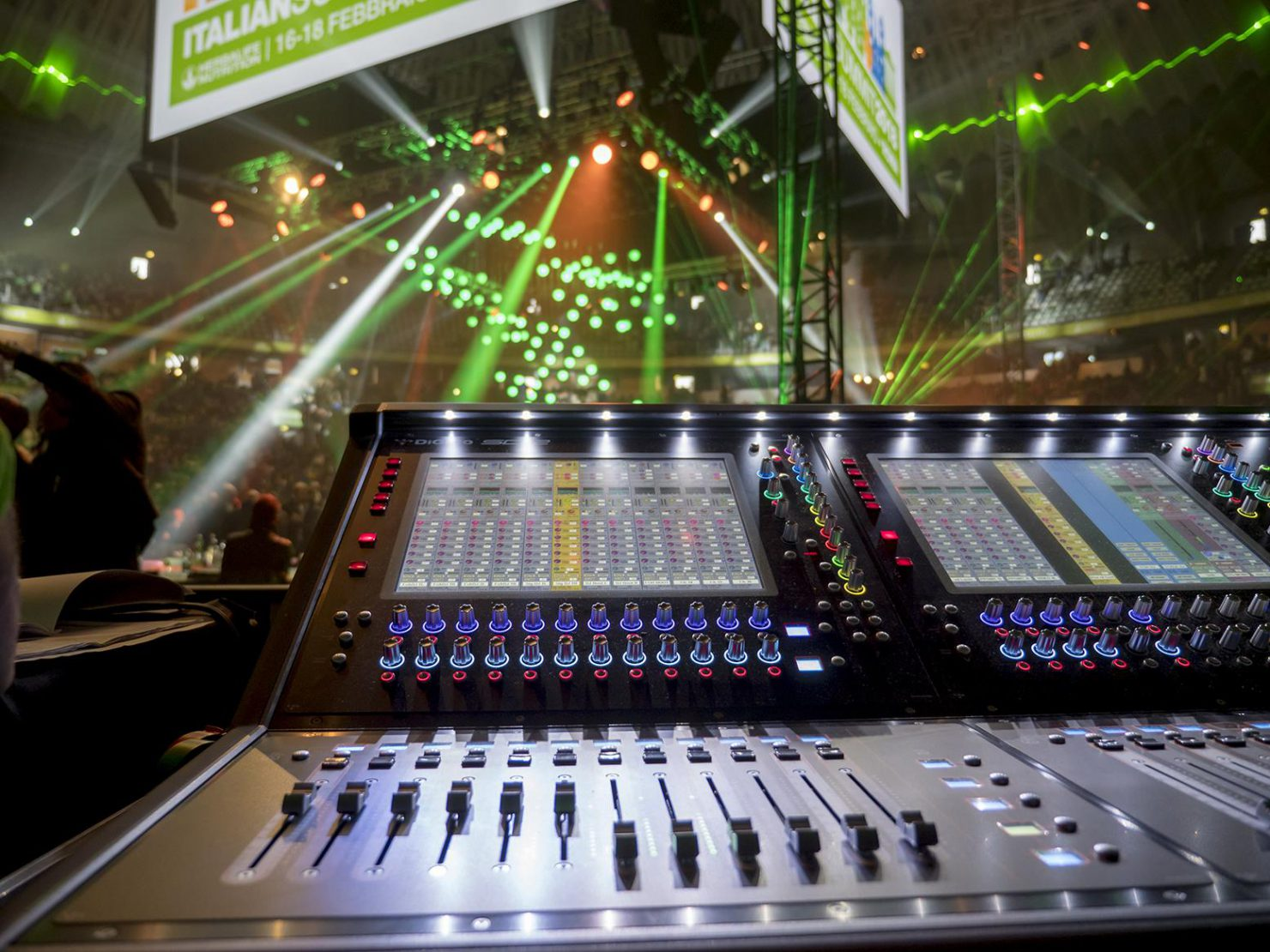 Console Digico SD12