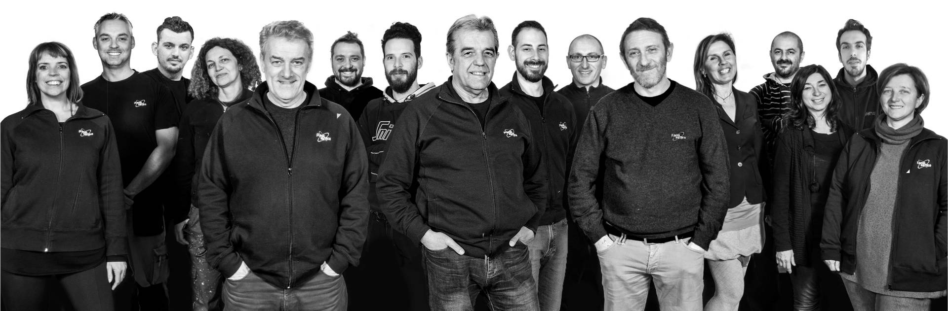 Il team di professionisti di Planet Service