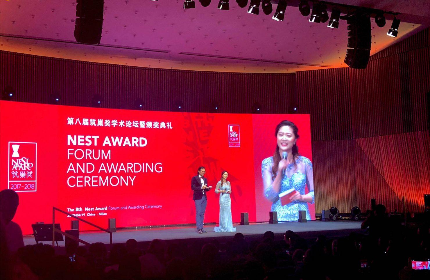 Palco NEST Award