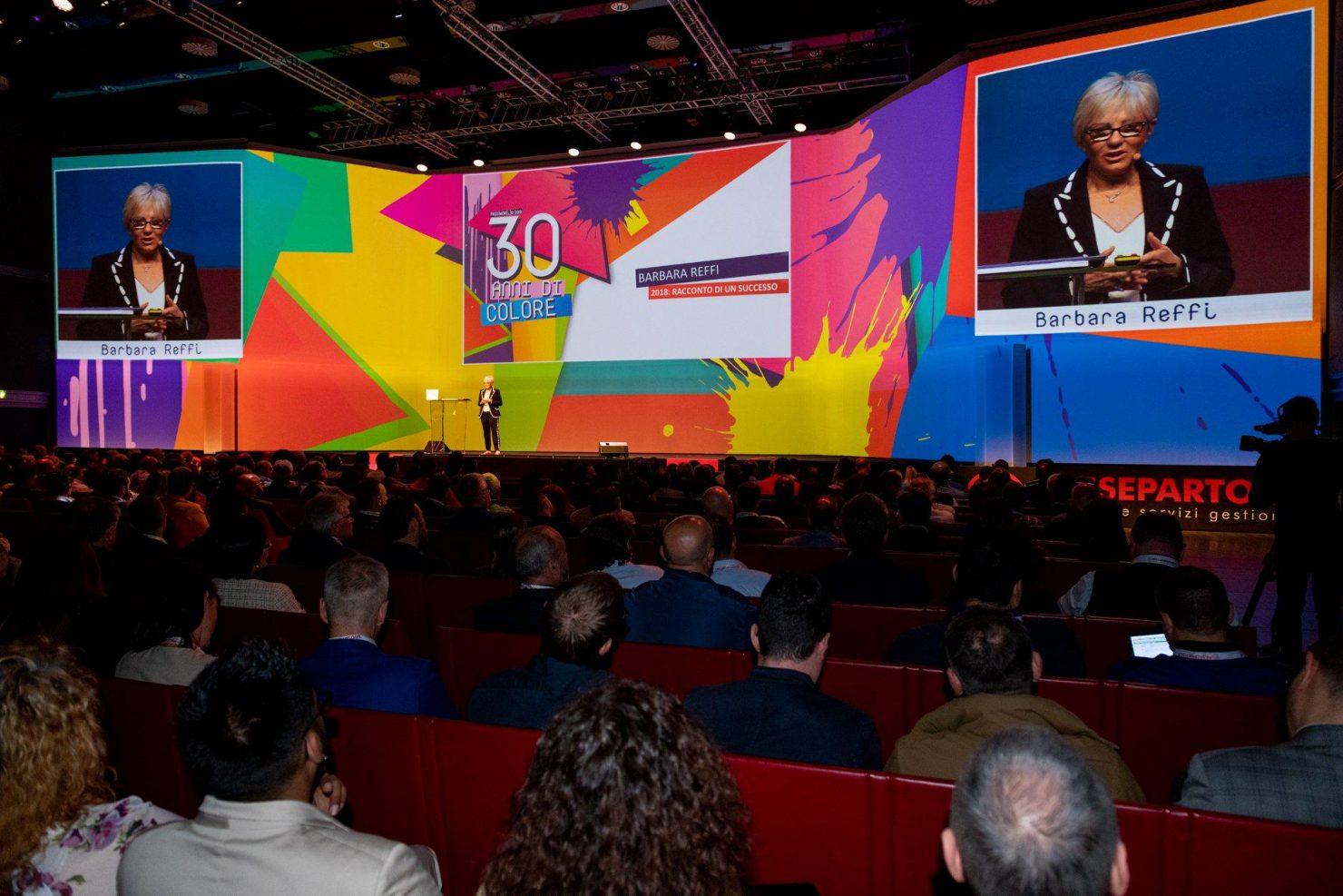 Palco conferenza Passepartout