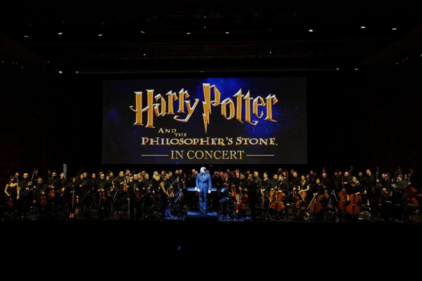 Cieneconrto Harry Potter a Roma